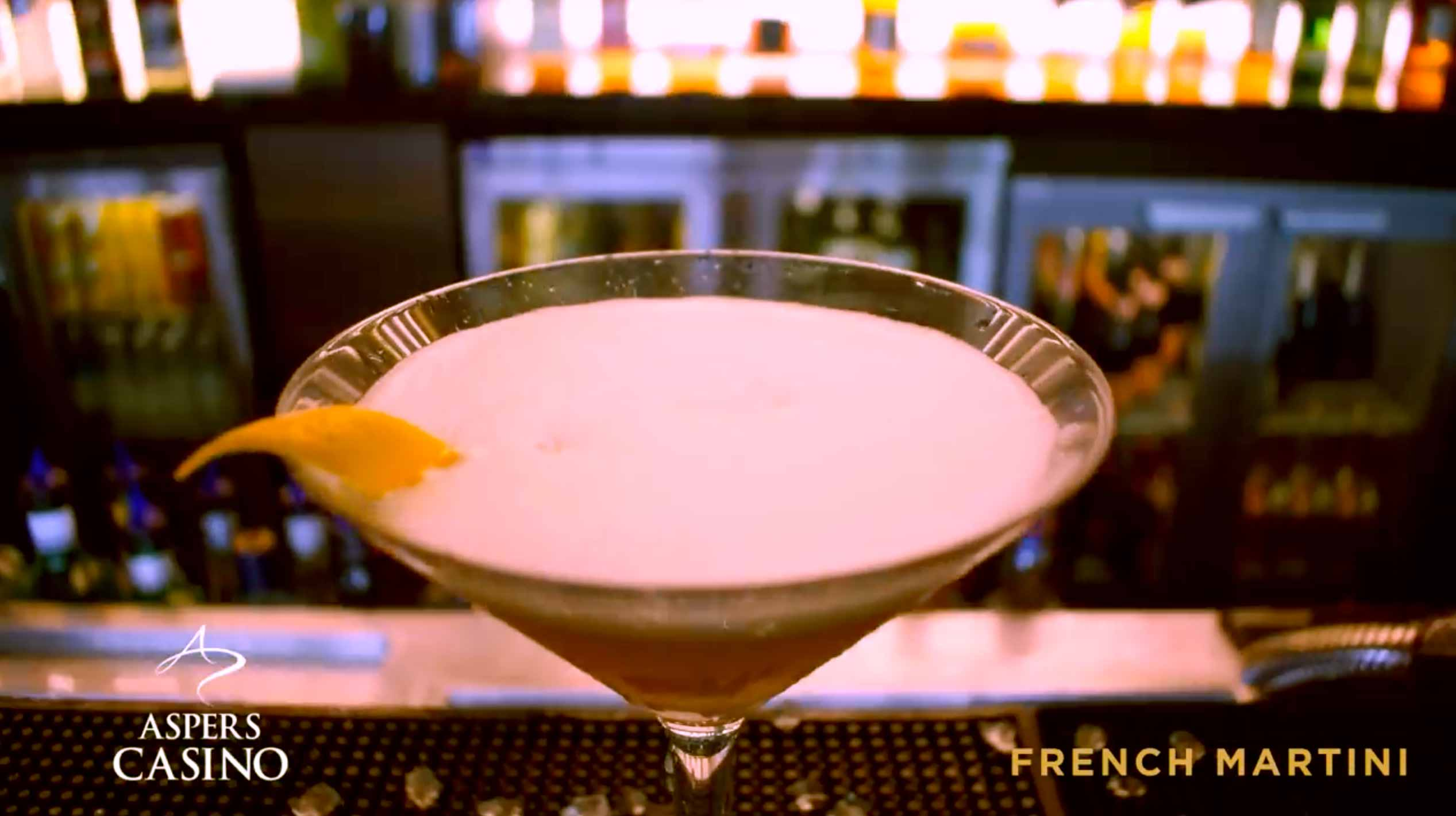 french martini cocktail aspers casino